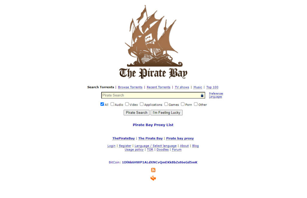 The Pirate Bay. The best place to find Online Movies Free To Download