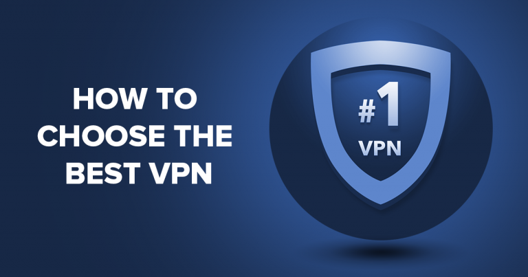 How to choose a VPN image
